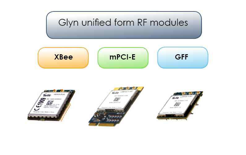 Glyn 80pin GFF – accessibility and deep integration